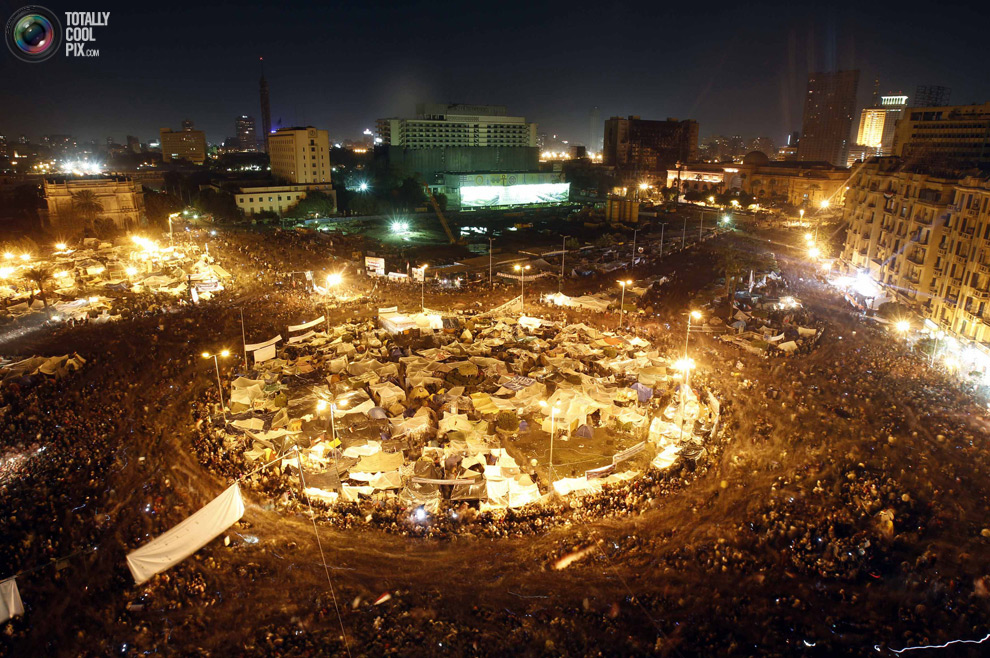 The Egypt Protests part 5