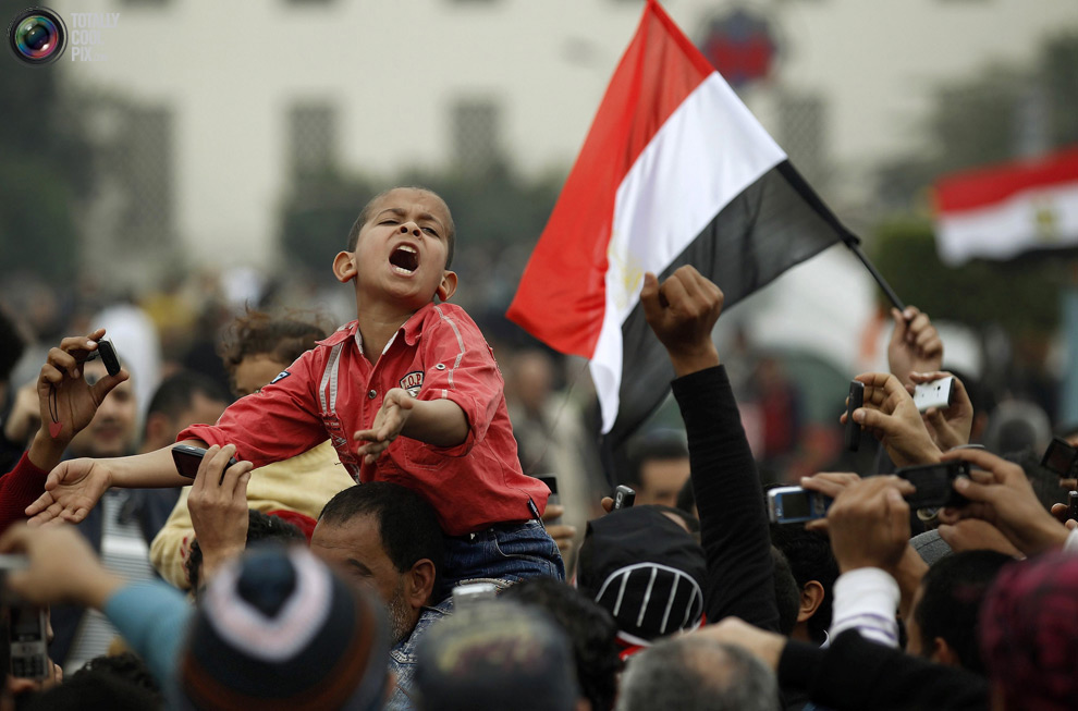 The Egypt Protests part 4
